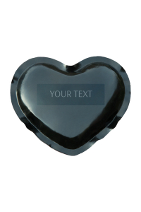 Heart with your text of choice