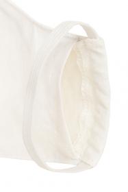Face mask Bianco