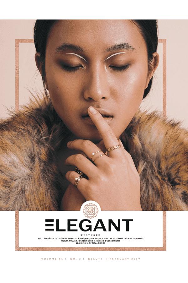 Editorial mit Lüllepop im Elegant Magazine