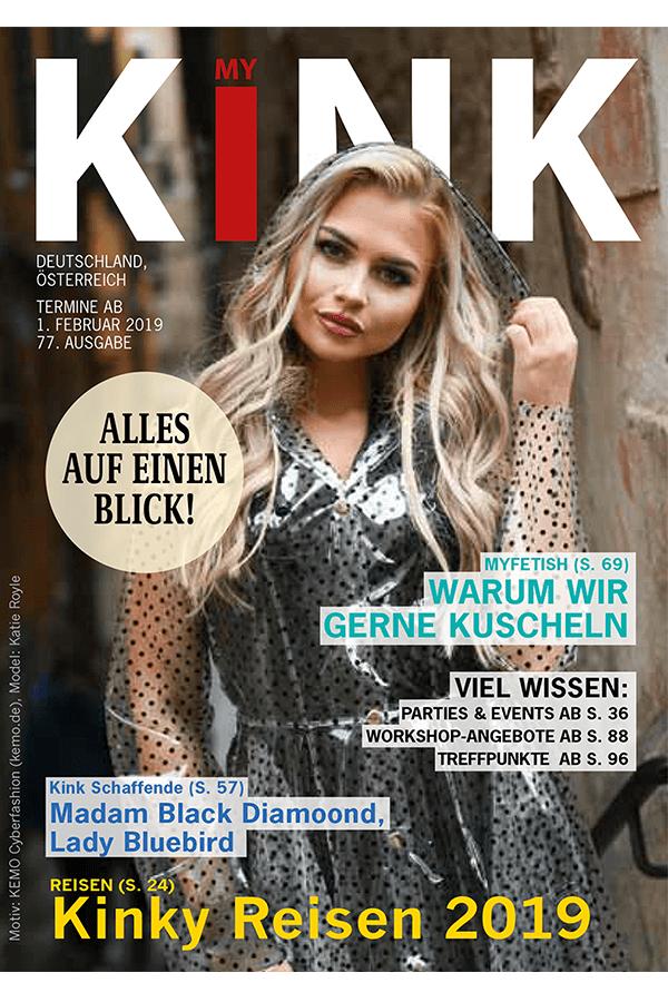 Bericht über Lüllepop im My Kink Magazin
