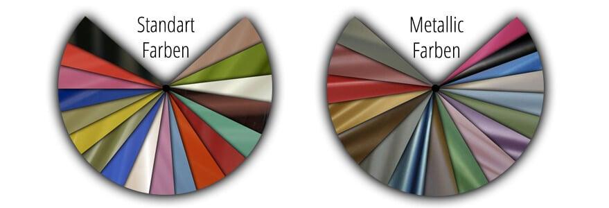 Latexbekleidung in verschiedenen Farben von Lüllepop
