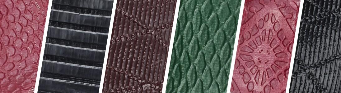Strukturiertes Latex von Lüllepop