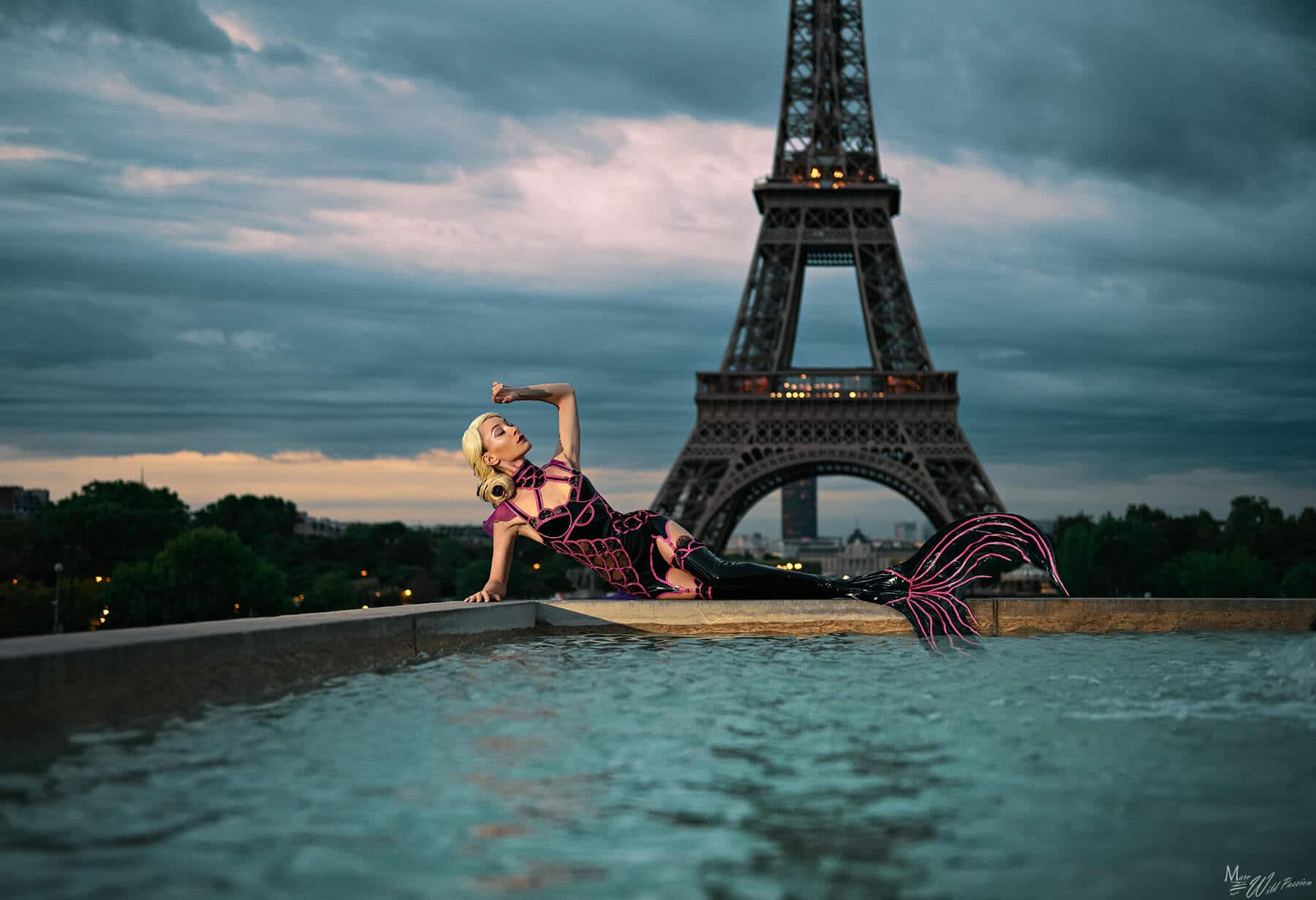 Editorial mit Lüllepop von Marc Lamey aus Paris