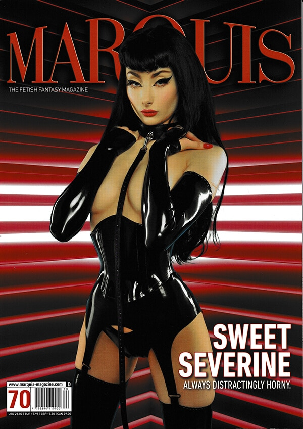 Editorial mit Lüllepop im Marquis Magazin